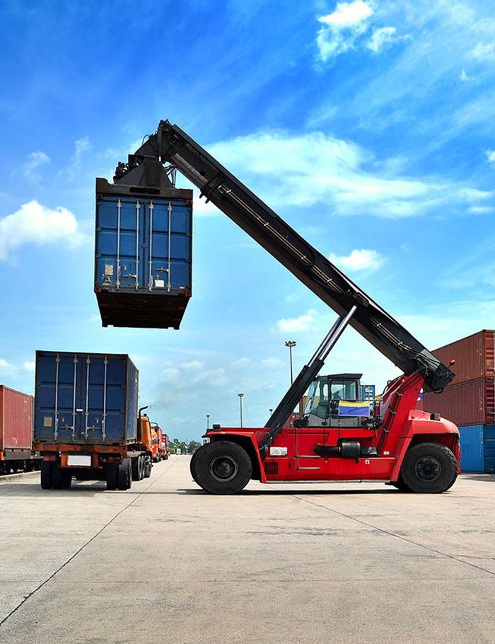 valeur container